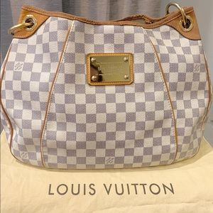 Louis Vuitton Gallieria PM Damien Azur